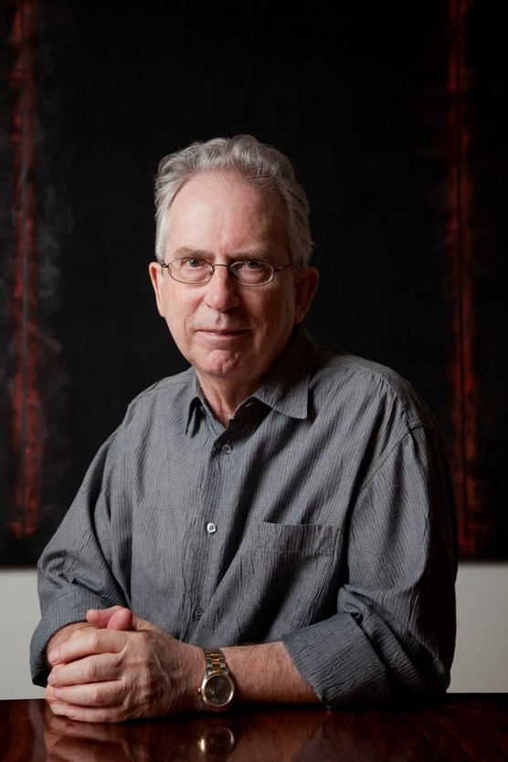 Peter Carey credit Ashley Gilbertson