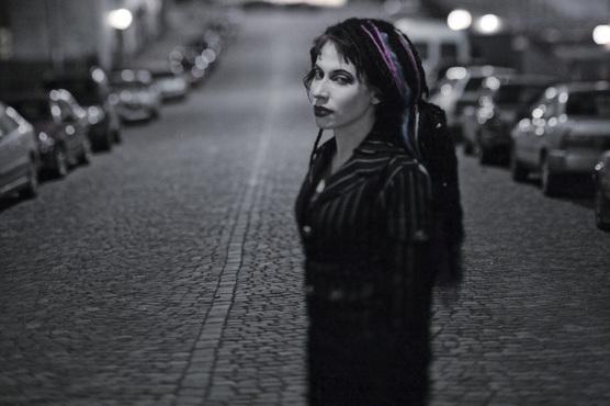 Sofi Oksanen by Toni Härkönen